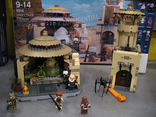 Toy Fair 2012 - Star Wars - 9516 Jabba's Palace - 06 | by fbtb