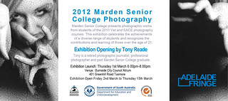2012 Marden Senior College Photography | by Louise_foto