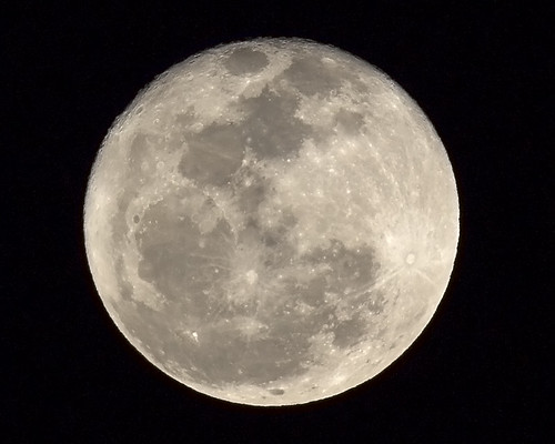 Full Moon - March 8, 2012 | by x-ray tech