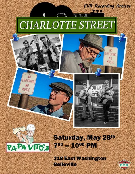 Charlotte Street 5-28-16