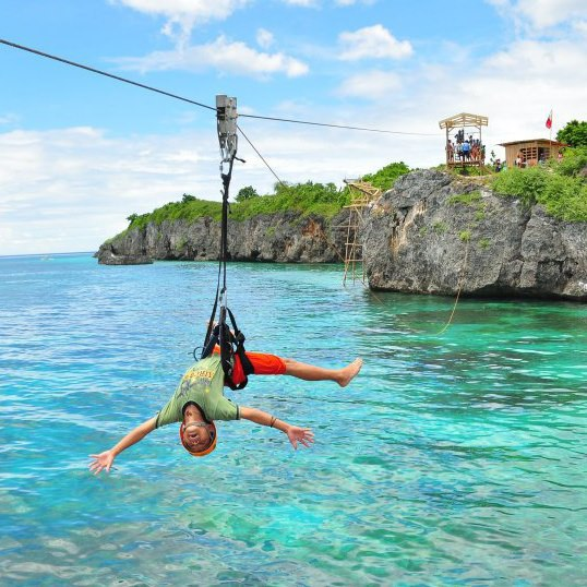 Funtastic Island Zipline