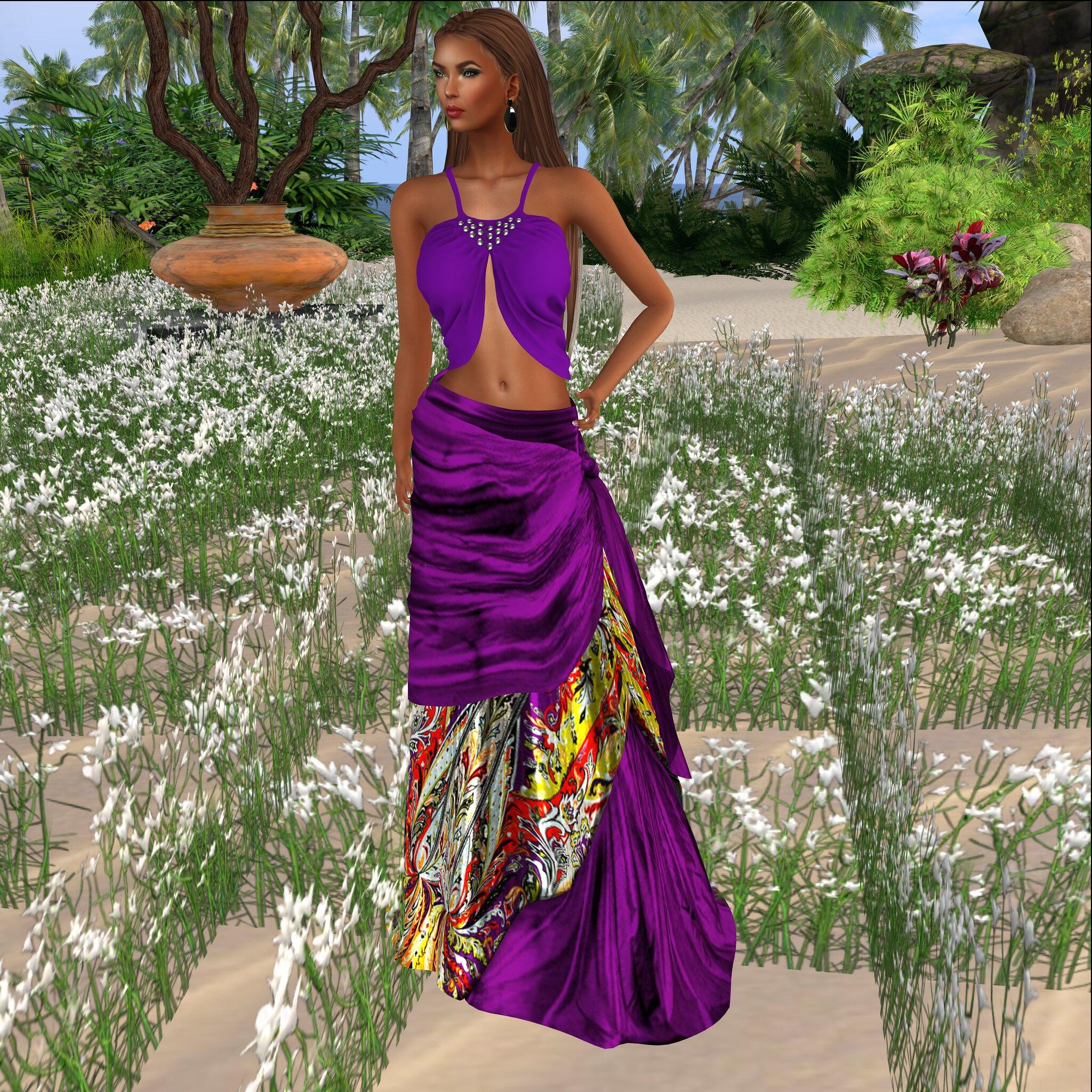 LEGENDAIRE Thea Outfit & LEGENDAIRE Boho Jewelry