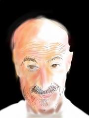 Pepefarres iPad Sketchbook by Dalton de Luca