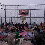 International Day of Yoga Celebrated at Shimla 2016