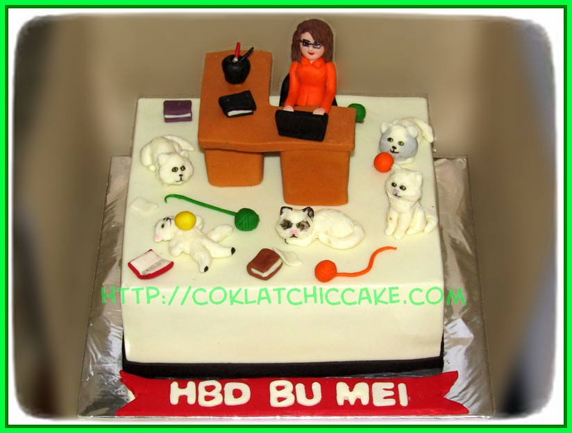 Cake Office