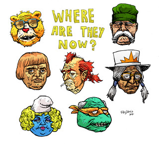 Where are they now? | by sobreiro