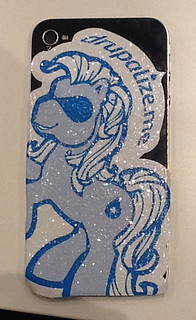 Sparkle Pony iPhone Fix | by Brock Boland