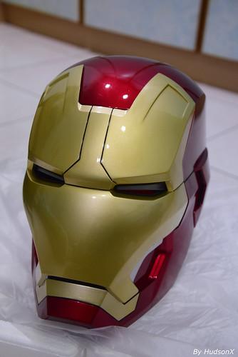 1:1 Ironman MK42 Helmet (8)