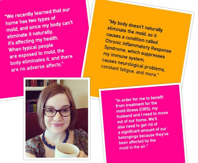 Danielle Choosing Hope auction