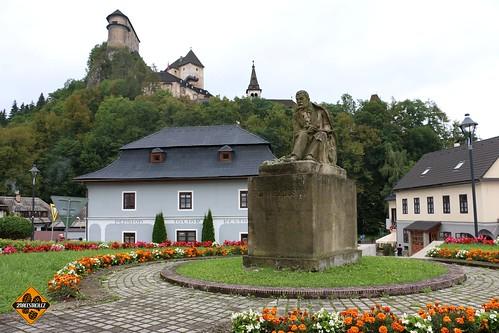 Oravský hrad, Slovensko / Orava castle, Slovakia (2014)
