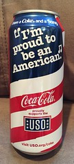 Coke - USO - I'm Proud To Be An American