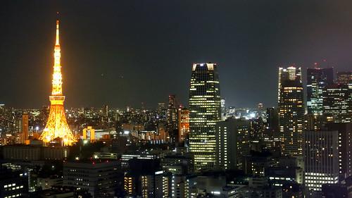 Final evening in Japan