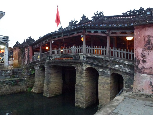 The famous Japanese Bridge