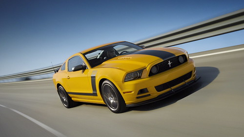 2013 Ford Mustang Boss 302 | by Car Fanatics