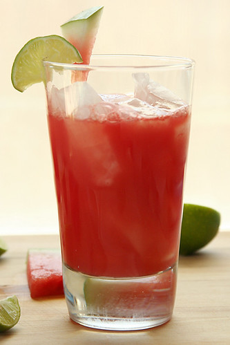 watermelon agua fresca 6 | by crumblycookie