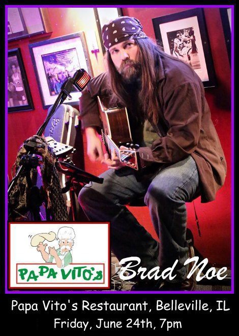 Brad Noe 6-24-16