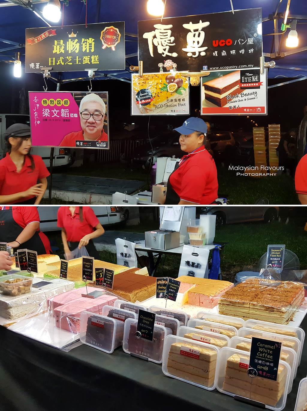 Cheras Pasar Malam @ Taman Connaught: KL Best Wednesday Night Market