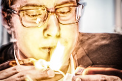 Smokin! by pixiepeeper
