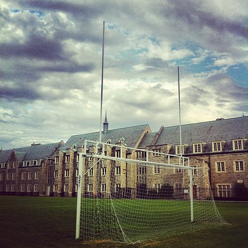 Looks like they play soccer at hogwarts | by Michael Flores Photography