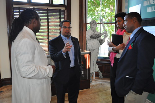 Minnesota African American Museum 1 | by Rep. Keith Ellison
