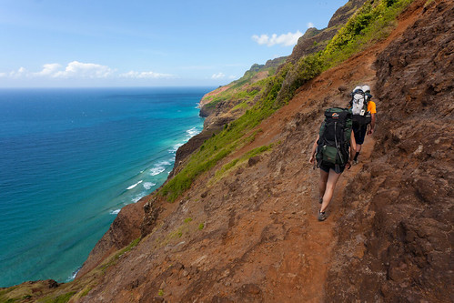 Kalalau Trail Hikers | by Buck Forester