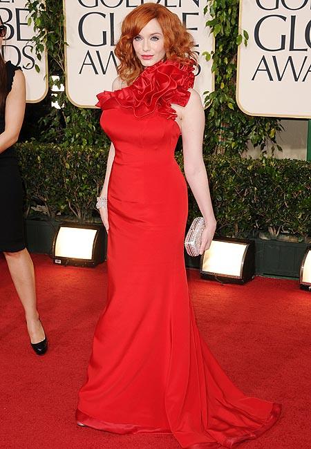 Christina Red Carpet