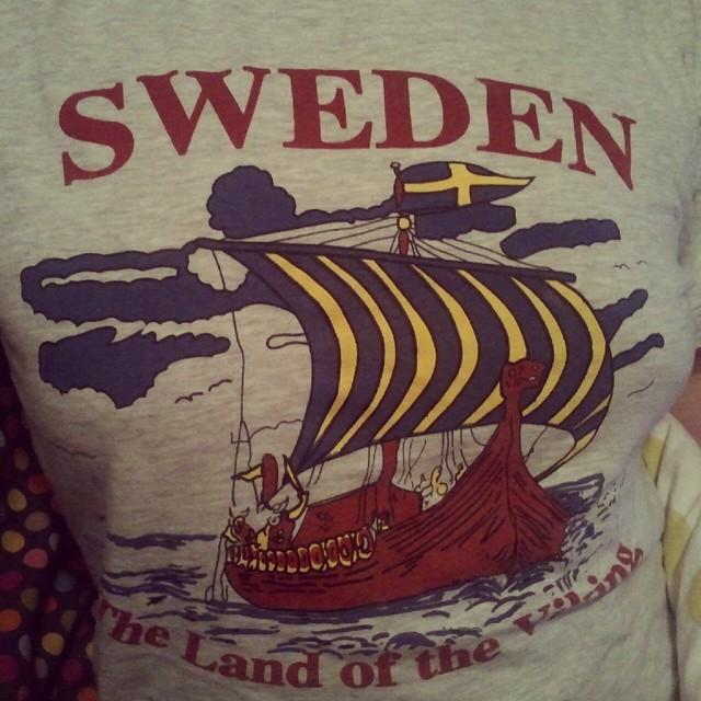 daumendrücken für schweden.