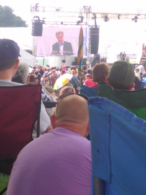 Bill Nye at the Reason Rally