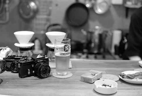 Nikon and Beer