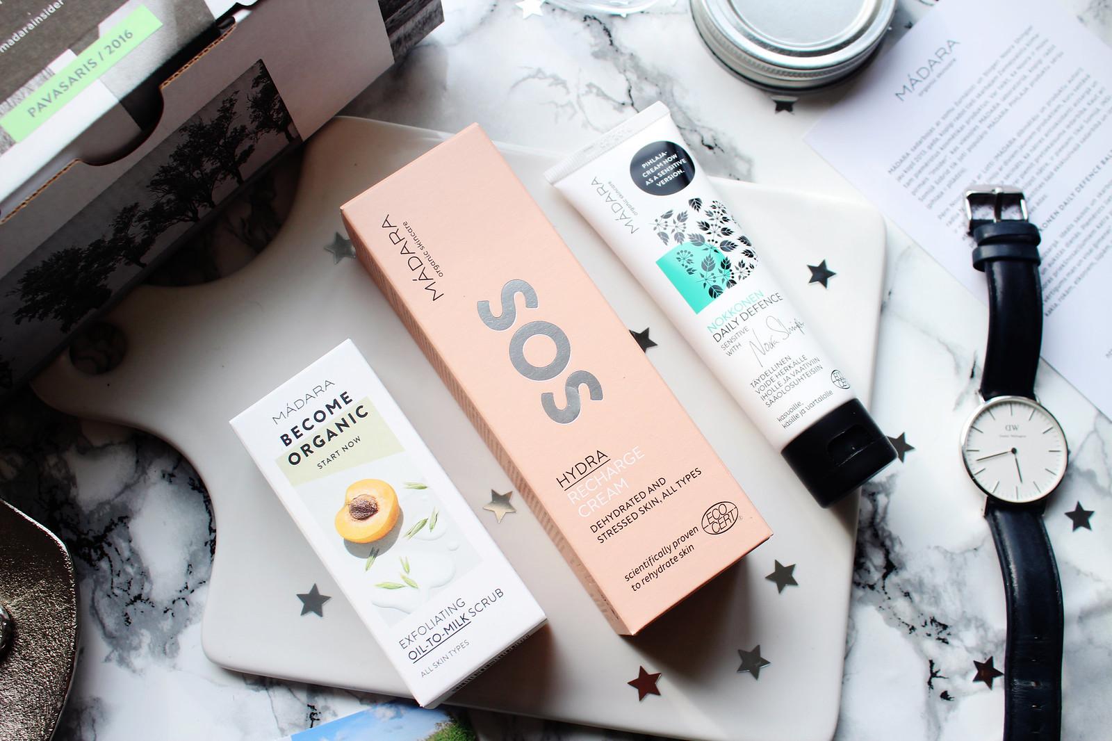 Madara Organic Cosmetic review