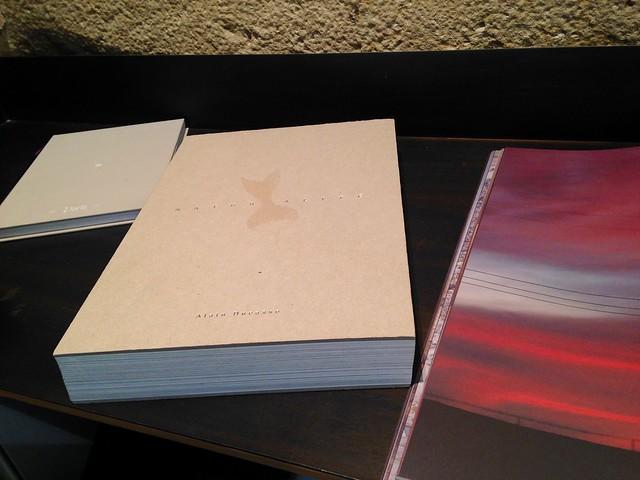Éditions de livre à l'imprimerie du Marais