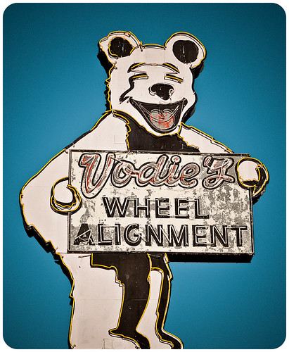 Vodie's Wheel Alignment | by Shakes The Clown
