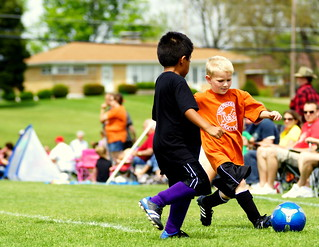 Spring Soccer Game #3 | by blackroughy
