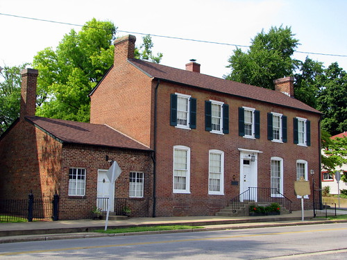 Brown-Pusey House - Elizabethtown, KY