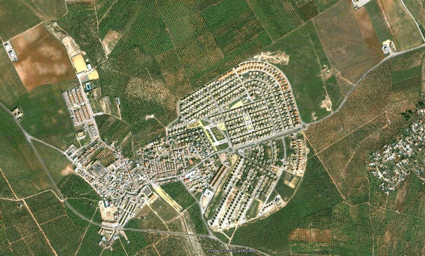 almensilla, sevilla, to the hombres, antes, urbanismo, planeamiento, urbano, desastre, urbanístico, construcción