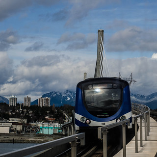 Canada Line | by Martin Smith - Having the Time of my Life