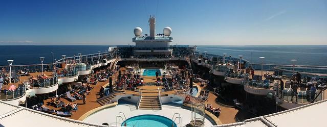 June 5th At Sea
