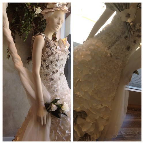 Dress Made of Paper | by Salon de Maria