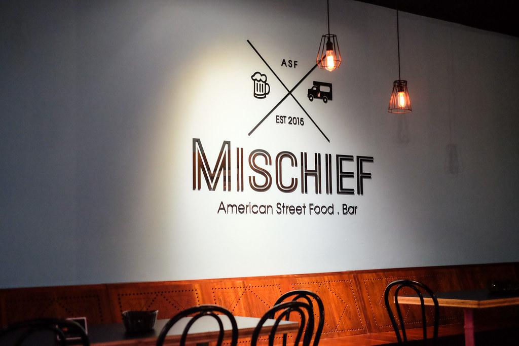 Mischief: Wall