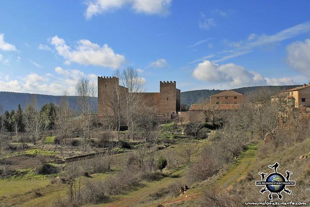 Castillo de Santiuste, Corduente (Guadalajara, Castilla-La Mancha. España)