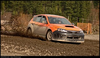 DirtFish Rally School Rooster Tail | by DirtFishRallySchool