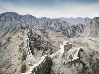 The Huangyaguan Great Wall | by avenue207