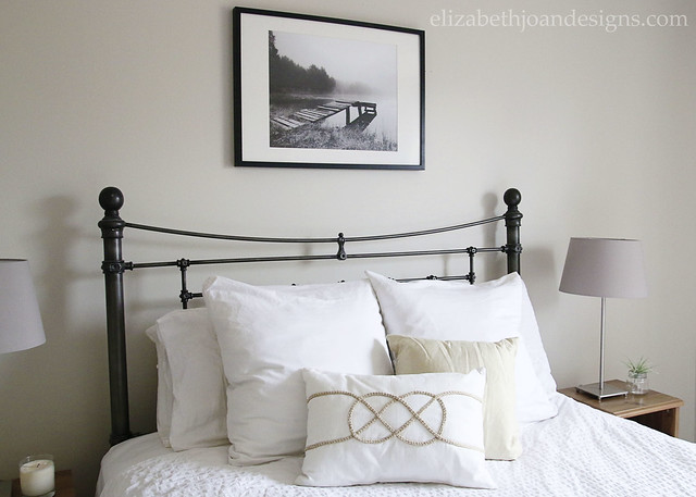 Pottery Barn Whitney Headboard