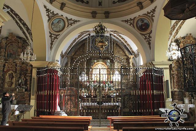 Iglesia Nª Sra. de los Olmos, Maranchón (Guadalajara, Castilla-La Mancha. España)