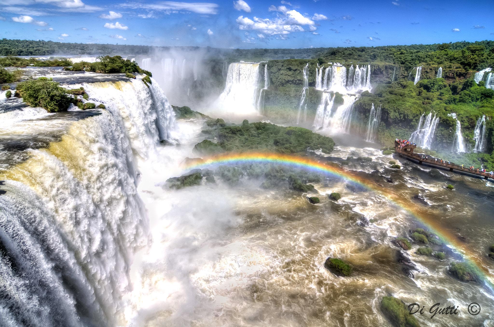 Cataratas del Iguazú (lado brasileño)