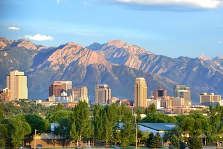 Salt Lake City, August 2012
