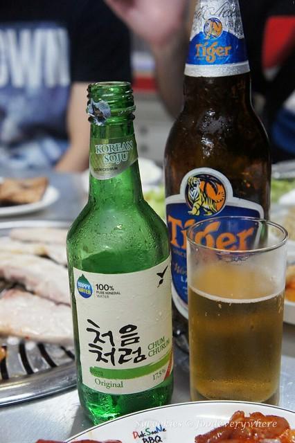 7.Duk Soo Ne Korean BBQ Buffet @ Solaris Mont Kiara