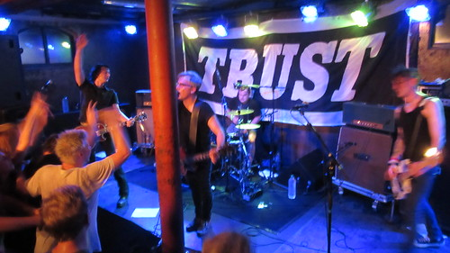 Pascow auf Trust Festival