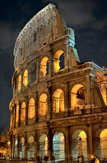 The Colosseum at night | by Captain Blackadder