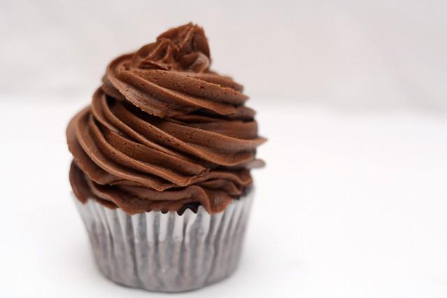 Mi betún de chocolate favorito
